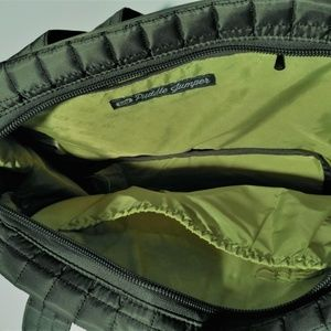 lug Bags - Lug Puddle Jumper Overnight/Gym Bag - Olive